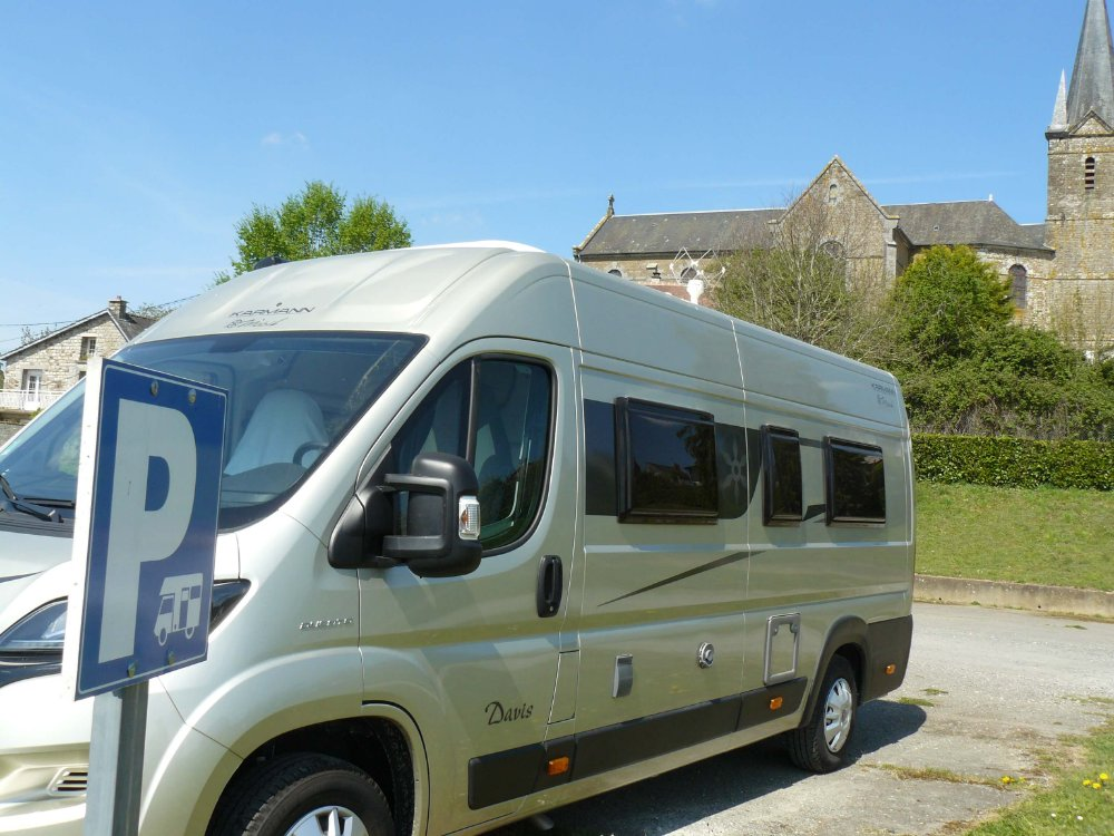 Aire camping-car à Juvigny-sous-Andaine (61140) - Photo 2